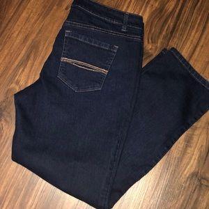 🆕Women's Bandolino Jeans 10 petite 🌷 EUC